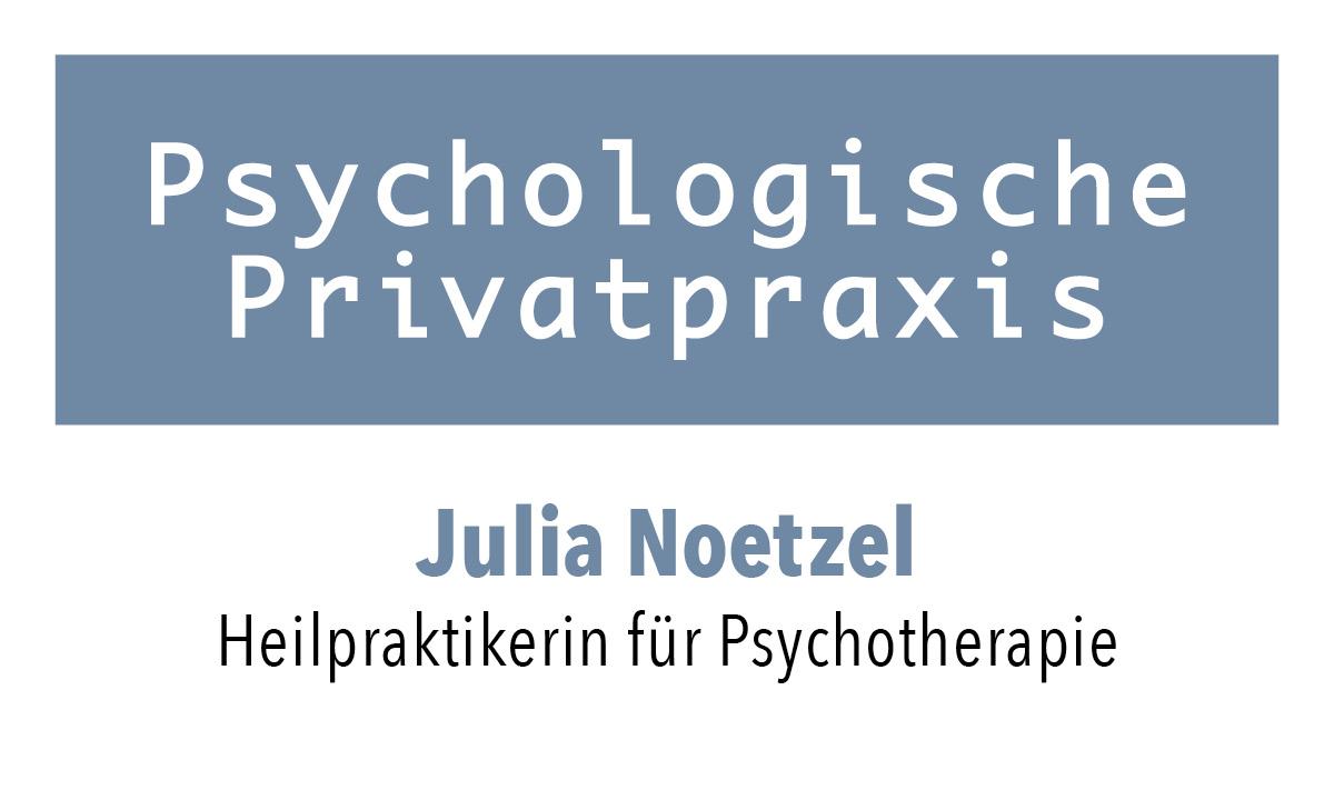 Psychologische Privatpraxis Julia Noetzel
